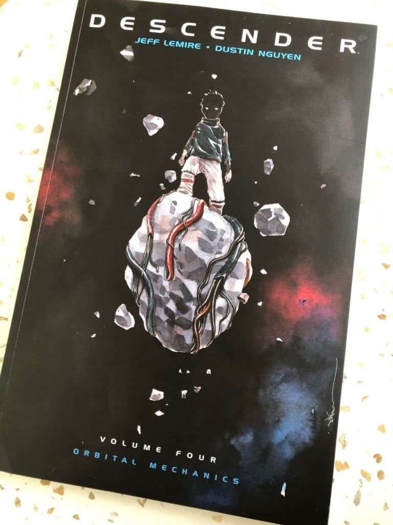 Vol. 4 DESCENDER