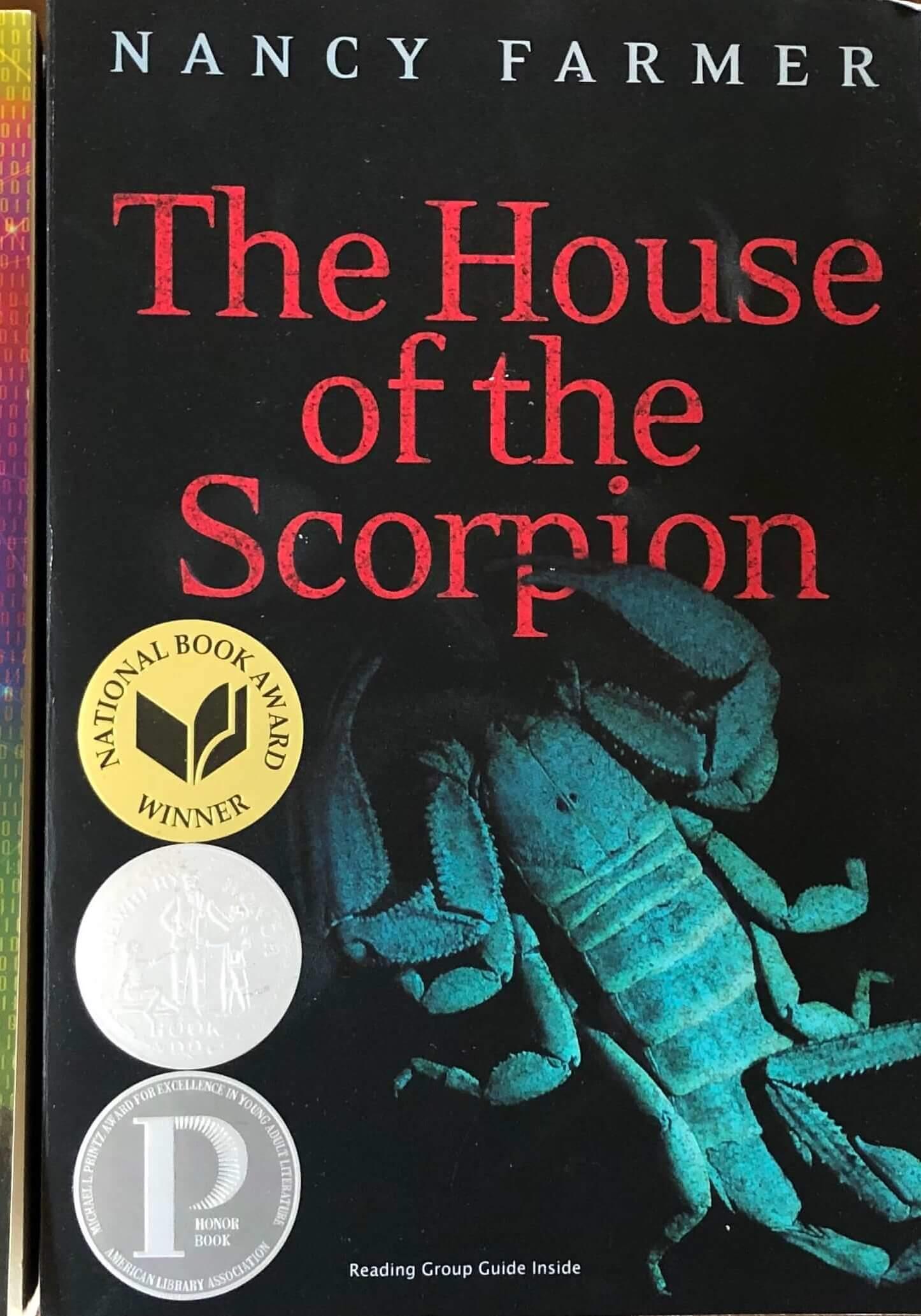 Three Awesome Novels