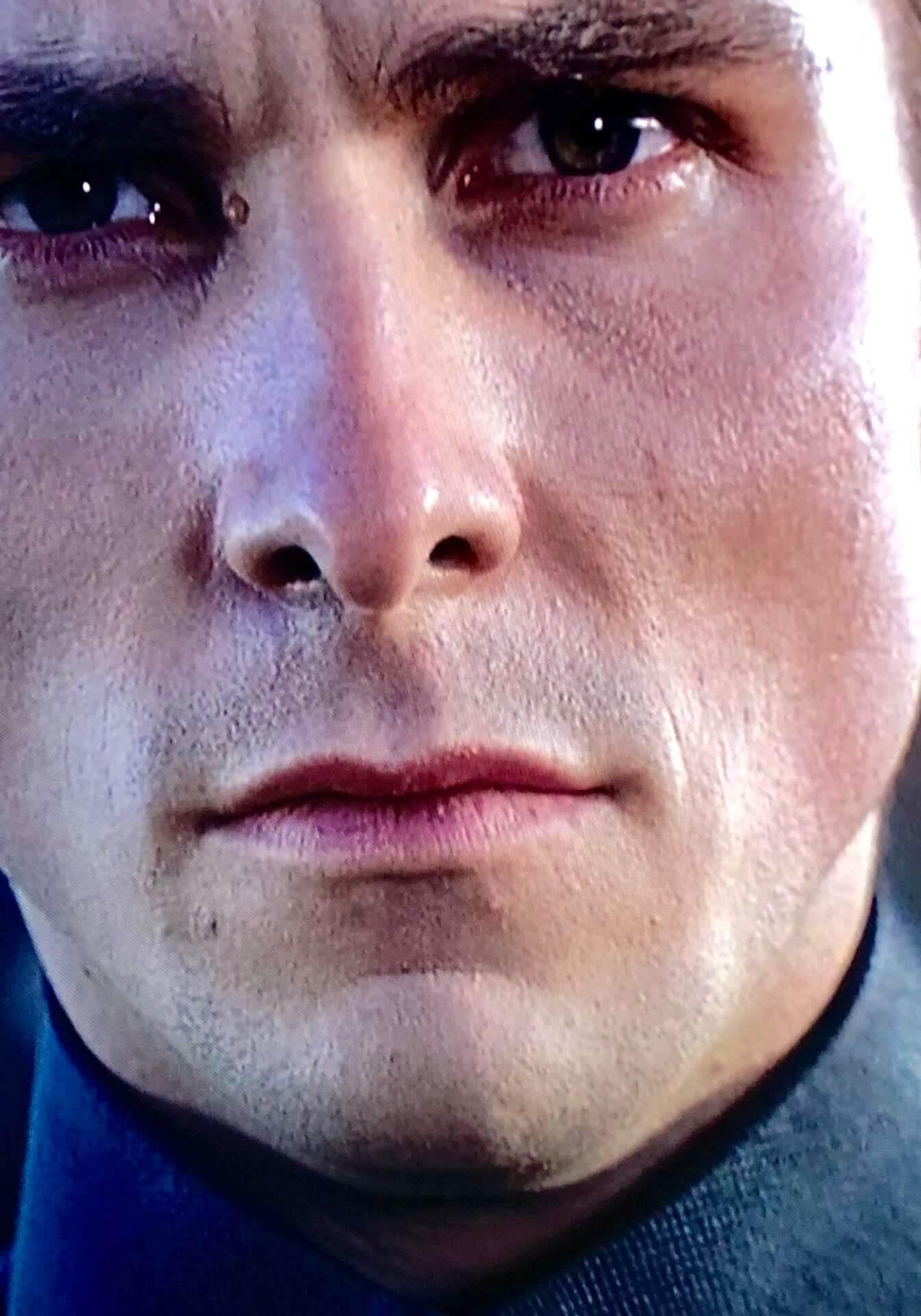 Christian Bale as John Preston